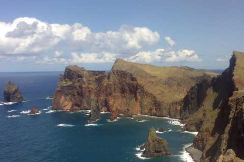 From Funchal: East Coast of Madeira Tour