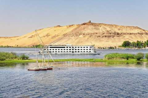 From Aswan: 4-Day 3-Night All-Inclusive 5-Star Nile Cruise