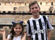 Rom: Kinder-Tour Kolosseum, Forum Romanum & Pantheon mit Eis