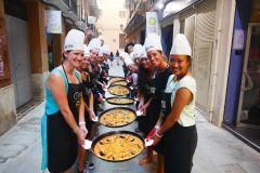 Valência: aula de culinária paella valenciana