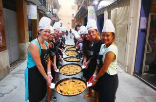 Valencia: Authentischer Paella-Kochkurs