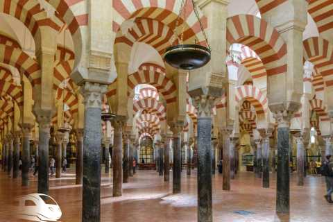 Discover Cordoba from Madrid by High Speed Train
