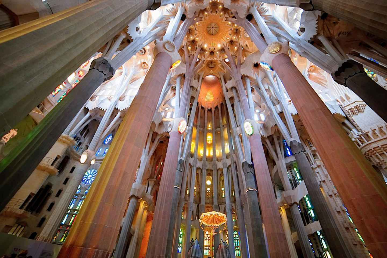 Barcelona: Park Güell & Sagrada Familia Führung