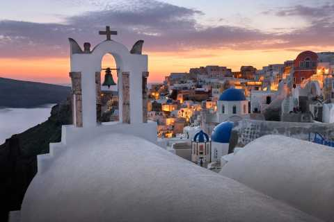 Santorini: 2-Day Volcanic Cruise & Bus Tour Combo
