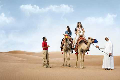 Dubai: Morning Camel Trek