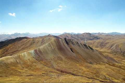 Cusco: Full-Day Palccoyo Rainbow Mountain Tour with Meals