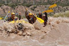 Mendoza: Rafting e Tirolesa na Cordilheira dos Andes
