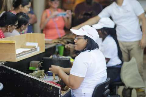 La Romana: VegaFina Cigar Factory Tour