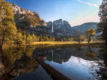 Ab San Francisco: Tour zum Yosemite Park in kleiner Gruppe
