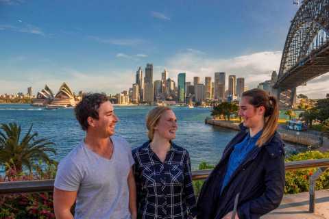 Sydney City Sevärdheter och omgivningar heldagstur