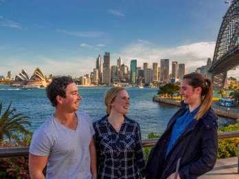 Sydney: Sightseeing-Tagestour Stadt und Umgebung