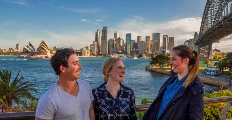 Sydney City Sights and Surrounds Full-Day Tour