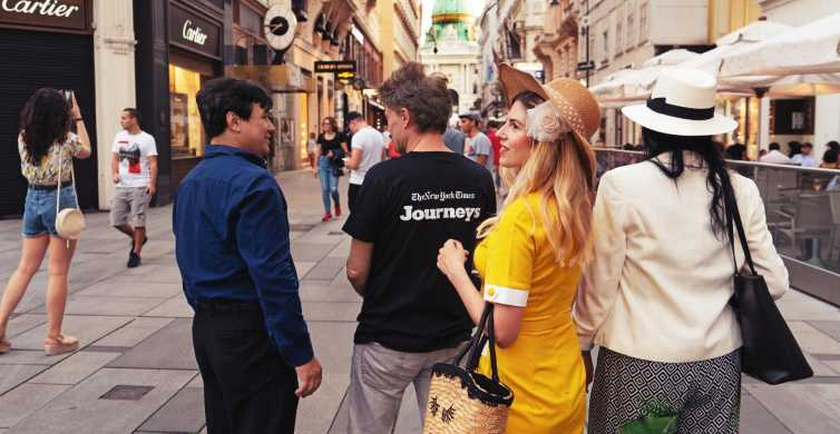 "Vienna: ""New York Times Journeys"" 3-Hour Sightseeing Tour"