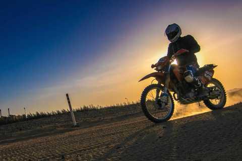 From Hurghada: El Gouna Quad and MX Bike Tour