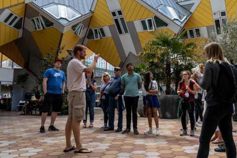 Rotterdam: visita guiada a pie por los puntos destacados