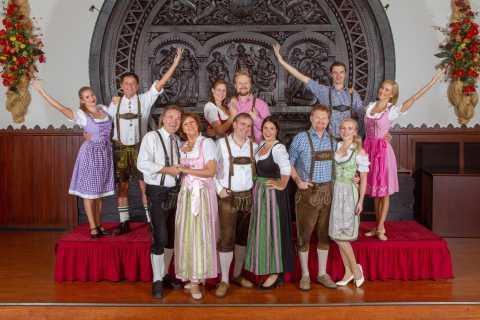 Wien: Traditionelle Dinner-Show im Wiener Rathauskeller