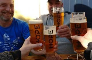 Howth: Craft-Bier und Meeresfrüchte-Tour
