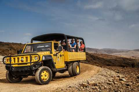 Aruba: Full-Day Off-Road Excursion to Baby Beach