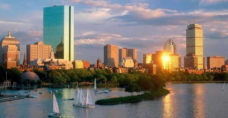 From NYC: Exclusive Spanish-Language Day Trip to Boston