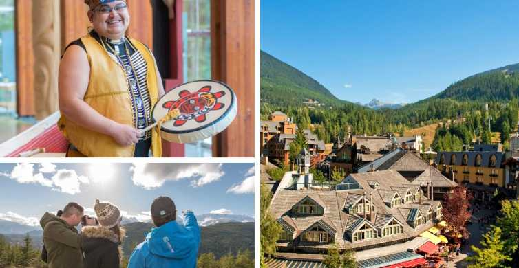 From Vancouver: Full-Day Whistler and Shannon Falls Tour