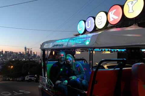 San Francisco: Night Lights and Sights Electric Tuk-Tuk Tour