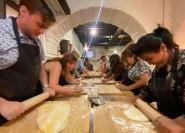 Ab Rom: Weinprobe & Pasta-Kochkurs in Frascati