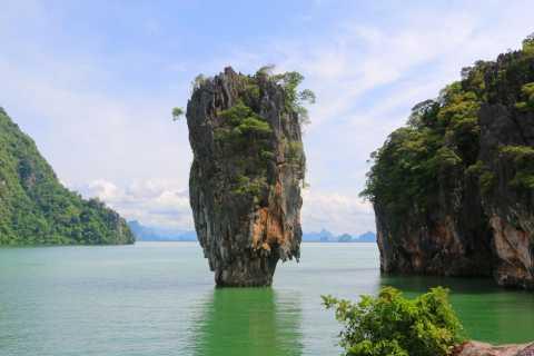 Khao Lak: Phang Nga Bay & James Bond Island by Longtail Boat
