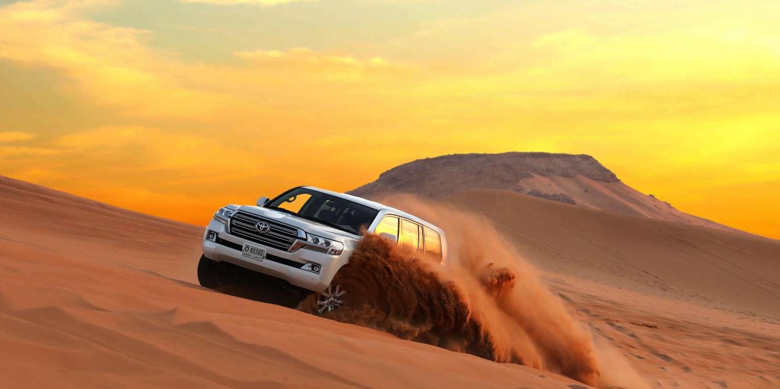 Dubai: Desert Safari