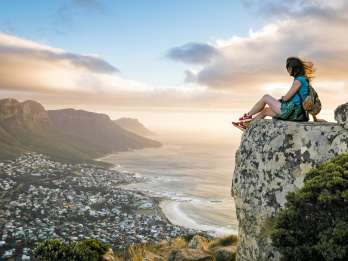 Kapstadt: Wanderung auf den Lion's Head