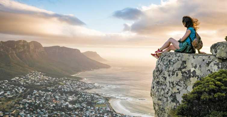 Ciudad del Cabo: caminata al amanecer o al atardecer de Lion's Head