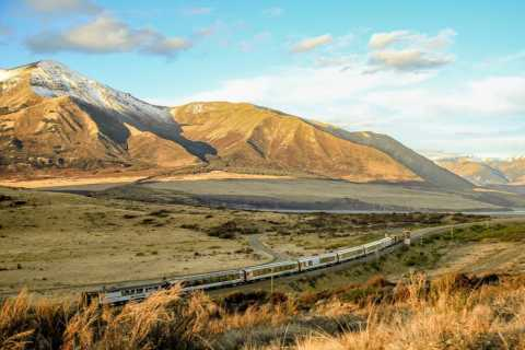 From Christchurch: Day Trip to Arthur's Pass