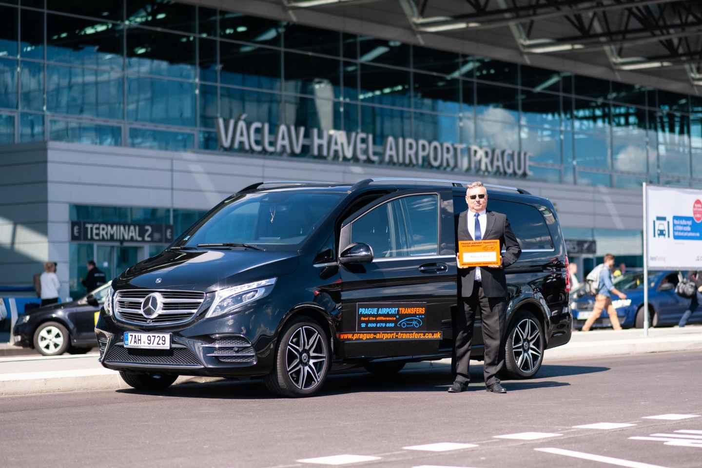 Flughafen Prag: Shuttletransfer