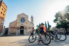 O Clássico e o Desconhecido: Excursão de Bicicleta em Verona
