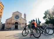 Verona: Fahrradtour zu den Klassikern und Geheimtipps