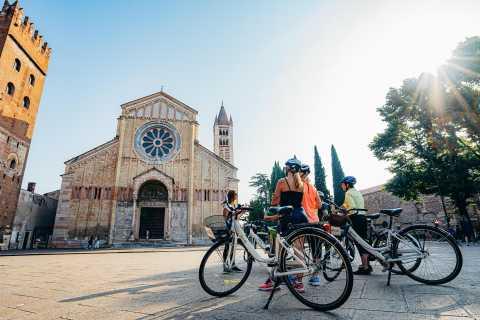 Il classico e l'ignoto: il tour originale di Verona in bici