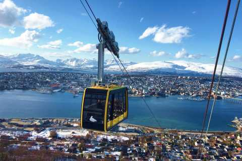 Tromso: Arctic Panorama Cable Car Excursion