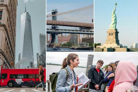 "New York City: Top 15 ""Must-See"" Attractions Guided Tour"