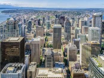 Seattle: Eintritt zum Sky View Observatory