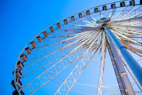 Niagara Falls Canada: Niagara SkyWheel Ticket