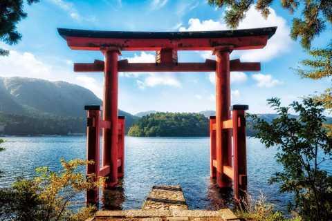 From Tokyo: Odawara Hakone One-Day Tour