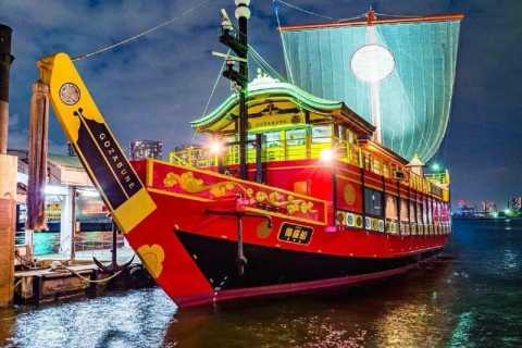 Tokyo: Dinner Cruise on an Edo Period-Style Ship