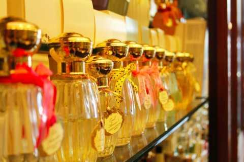 Vienne: visite de dégustation de parfum KuK Perfumery Filz