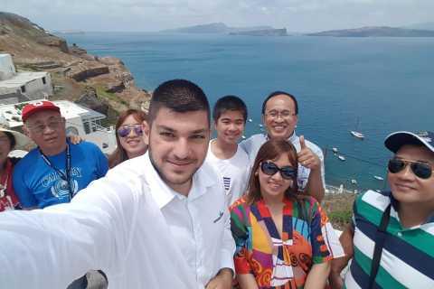 Santorini: Guided 4-Hour Island Tour