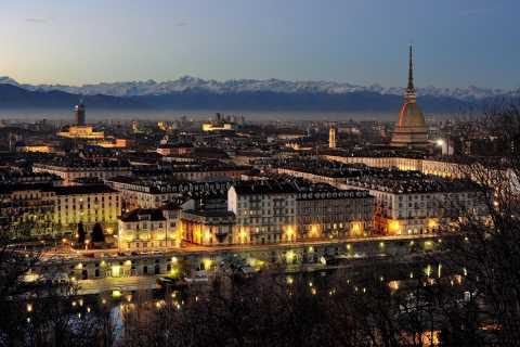 Turin: City Tour with Cinema Museum and Mole Antonelliana