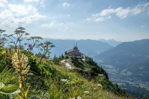 Depuis Salzbourg: excursion au refuge de Kehlsteinhaus