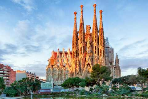 Sagrada Familia: 1-Hour and 15-Minute Private Tour
