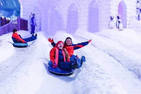 Snowland Theme Park Passport