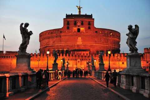 Roma y el Vaticano: juego de misterio Ángeles y Demonios