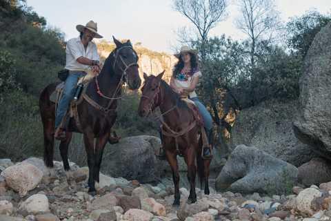 San Miguel Allende: Half-Day Horseback Riding Adventure