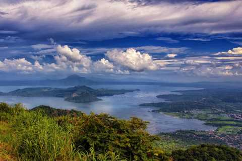 Full-Day Manila City, Tagaytay Taal Volcano and Lake Tour
